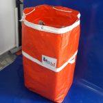 tekstil taşıma çuvalı/torbası