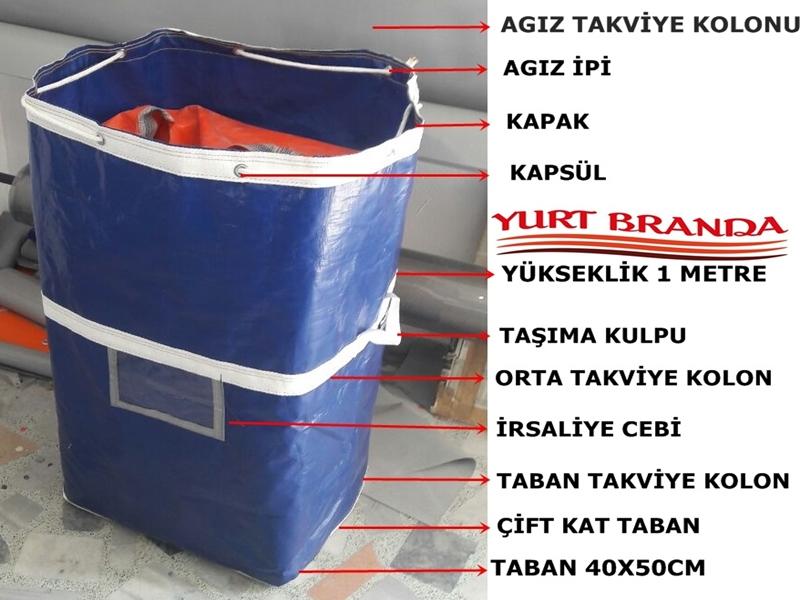 Tekstil Tasima Torbasi